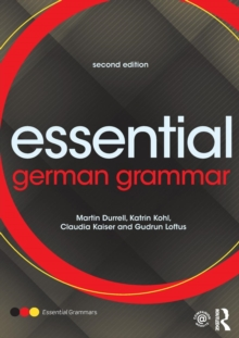 Essential German Grammar, Paperback / softback Book