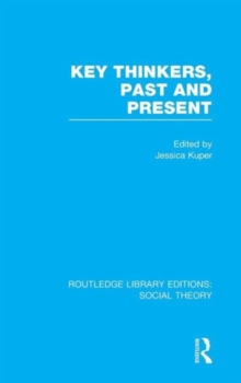 Key Thinkers, Past and Present, Hardback Book