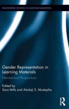 Gender Representation in Learning Materials : International Perspectives, Hardback Book