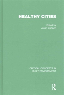 Healthy Cities, Hardback Book