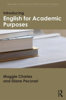 Introducing English for Academic Purposes, Paperback / softback Book