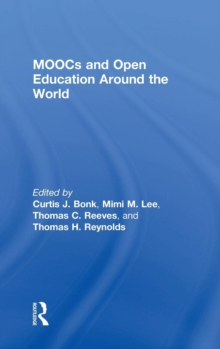 MOOCs and Open Education Around the World, Hardback Book