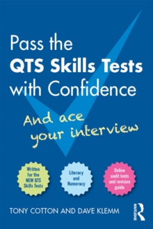 Pass the QTS Skills Tests with Confidence : And ace your interview, Hardback Book
