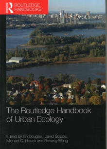 The Routledge Handbook of Urban Ecology, Paperback / softback Book