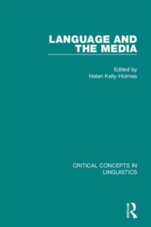 Language and the Media, Hardback Book