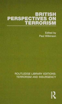 Routledge Library Editions: Terrorism and Insurgency, Hardback Book