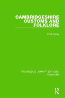 Cambridgeshire Customs and Folklore, Hardback Book