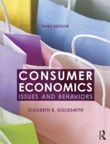 Consumer Economics : Issues and Behaviors, Hardback Book