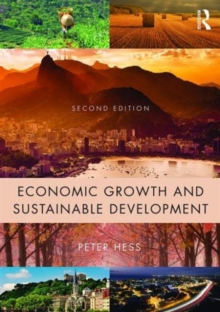 Economic Growth and Sustainable Development, Paperback Book