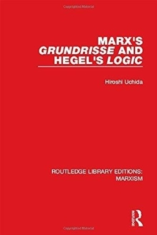 Routledge Library Editions: Marxism, Hardback Book