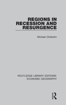 Regions in Recession and Resurgence, Hardback Book