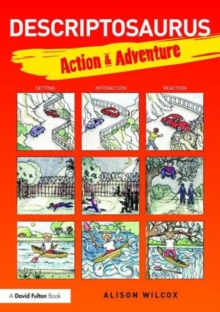 Descriptosaurus: Action & Adventure, Paperback / softback Book
