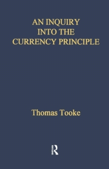 Inquiry Into Currency Prin Lse, Paperback / softback Book