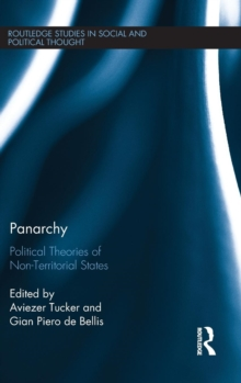 Panarchy : Political Theories of Non-Territorial States, Hardback Book