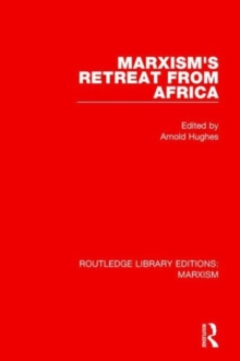 Marxism's Retreat from Africa, Hardback Book