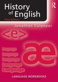 History of English, Paperback / softback Book