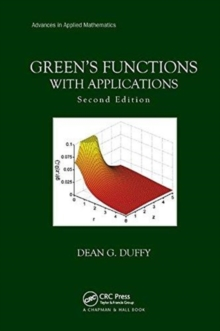 Green's Functions with Applications, Paperback / softback Book