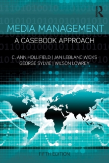 Media Management : A Casebook Approach, Paperback Book
