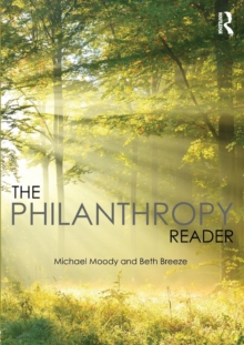 The Philanthropy Reader, Paperback / softback Book