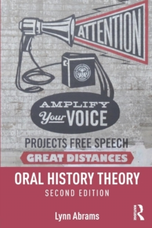 Oral History Theory, Paperback Book