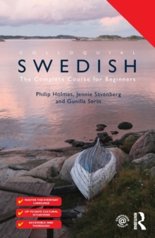 Colloquial Swedish : The Complete Course for Beginners, Paperback / softback Book