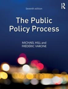 The Public Policy Process, Paperback / softback Book