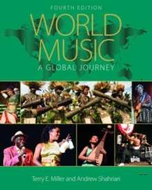 World Music : A Global Journey - Hardback Only, Paperback Book