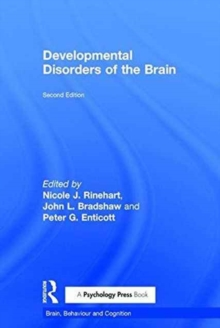 Developmental Disorders of the Brain, Hardback Book