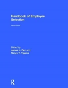 Handbook of Employee Selection, Hardback Book