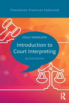 Introduction to Court Interpreting, Paperback / softback Book