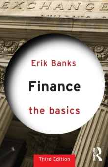 Finance: The Basics, Paperback Book