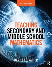 Teaching Secondary and Middle School Mathematics, Paperback Book