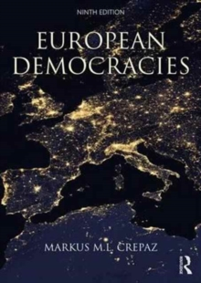 European Democracies, Paperback Book