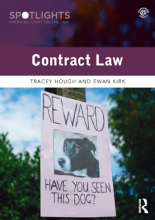 Contract Law, Paperback Book