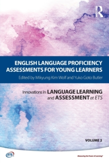 English Language Proficiency Assessments for Young Learners, Paperback / softback Book