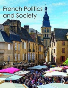 French Politics and Society, Paperback / softback Book