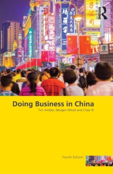 Doing Business in China, Paperback / softback Book