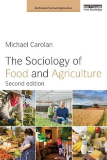 The Sociology of Food and Agriculture, Paperback / softback Book