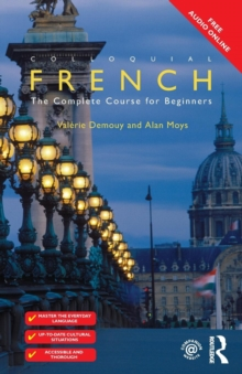Colloquial French CD : The Complete Course for Beginners, Paperback / softback Book