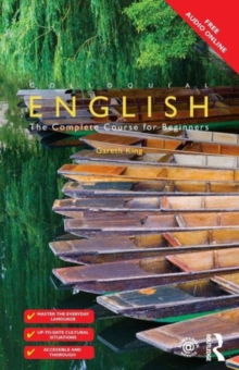 Colloquial English : The Complete Course for Beginners, Paperback / softback Book