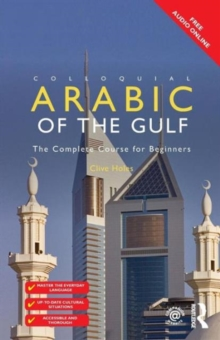 Colloquial Arabic of the Gulf, Paperback Book