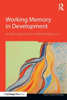 Working Memory in Development, Paperback Book
