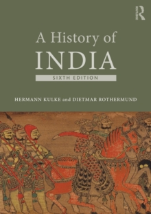 A History of India, Paperback / softback Book