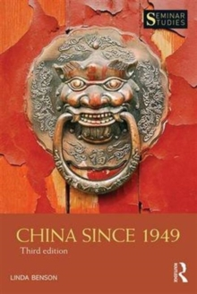 China Since 1949, Hardback Book