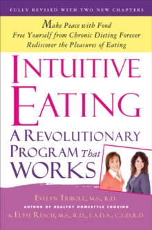 Intuitive Eating, Paperback / softback Book