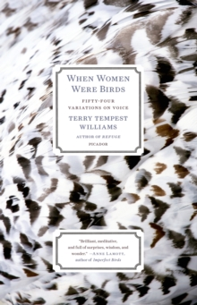 When Women Were Birds: Fifty-four Variations on Voice, Paperback / softback Book