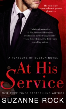 At His Service, Paperback Book