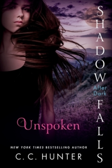 Unspoken: Shadow Falls: After Dark, Paperback Book