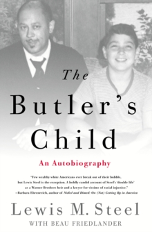 The Butler's Child, Hardback Book
