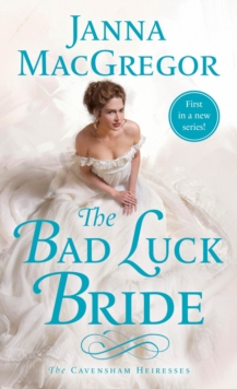 The Bad Luck Bride, Paperback Book